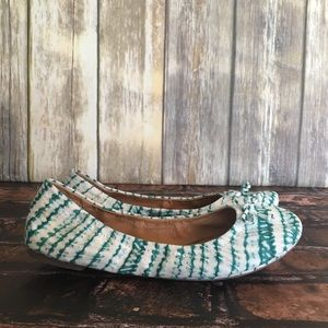 Lucky Brand Emmie Fabric Slip On Shoes